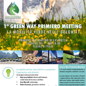 1° Green Way Primiero Meeting